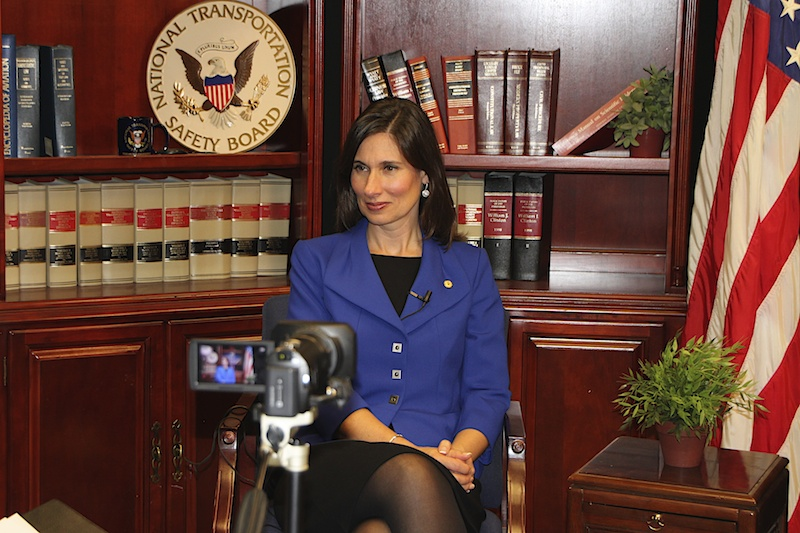 Deborah Hersman Interview