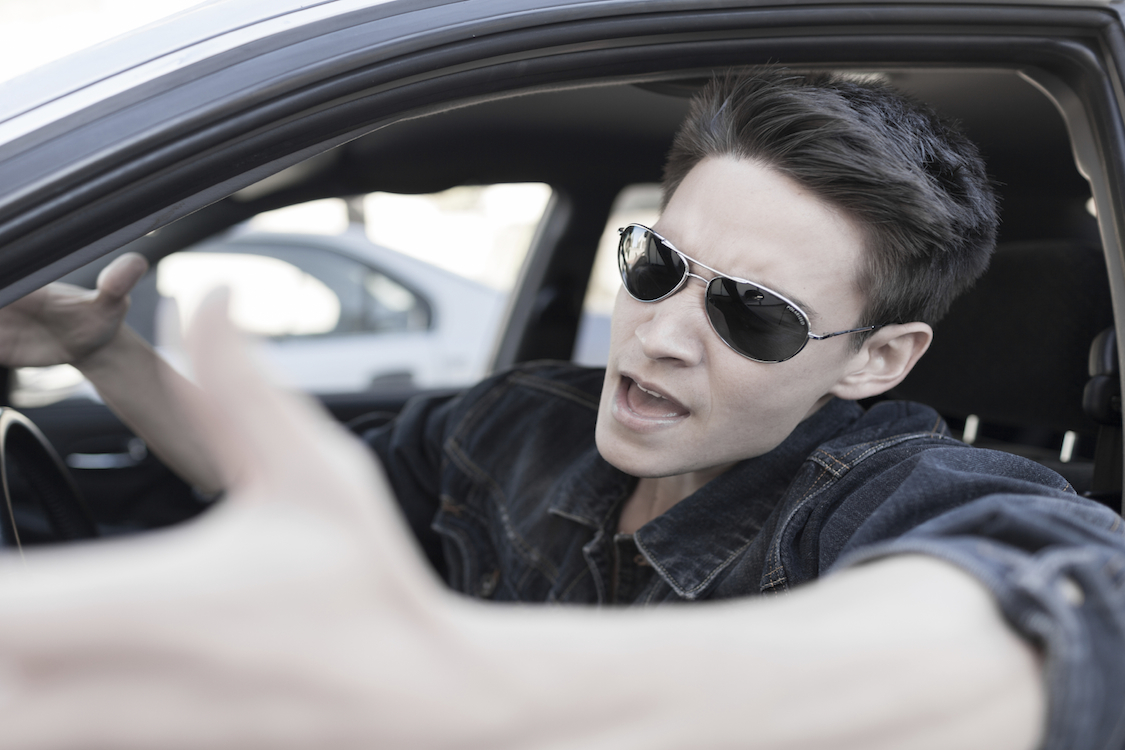 a study of aggressive driving Are bmw drivers the most aggressive and rudest out there research suggests they might be.
