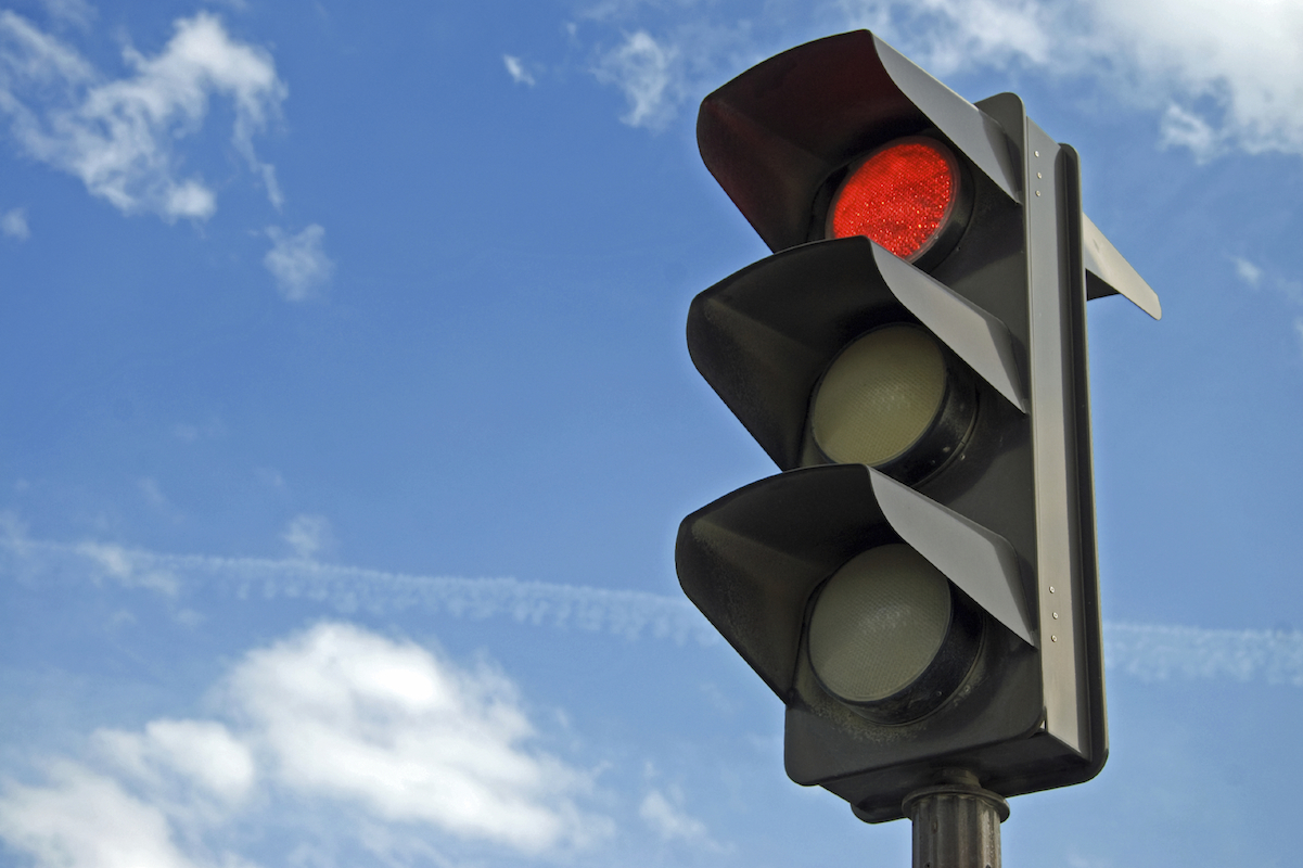 STOP_Stop on Red: Running a Red Light is Dangerous - Traffic Safety Guy