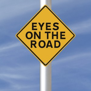 Eyes On The Road - Focus on Your Driving